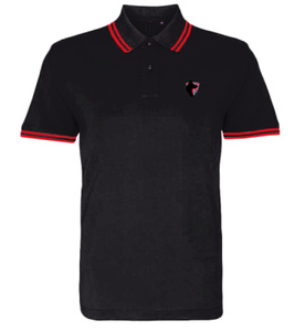 K9 CREW Classic Tipped Polo-0